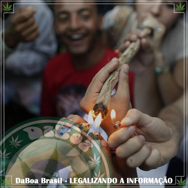 Fumante passivo de maconha: o teste é positivo para drogas